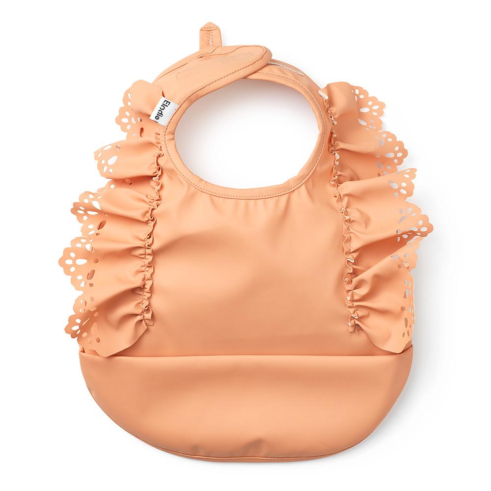 Baby Bib - Amber Apricot