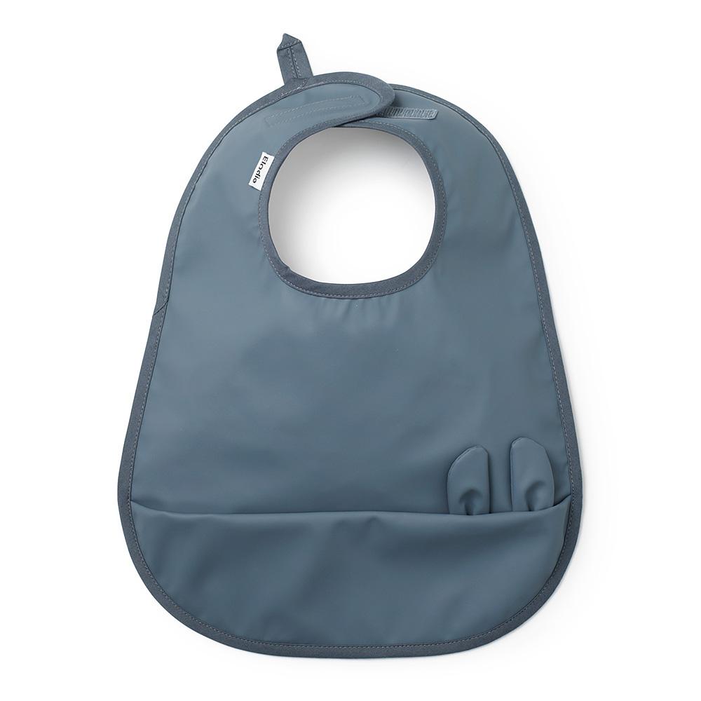 Baby Bib - Tender Blue Bunny