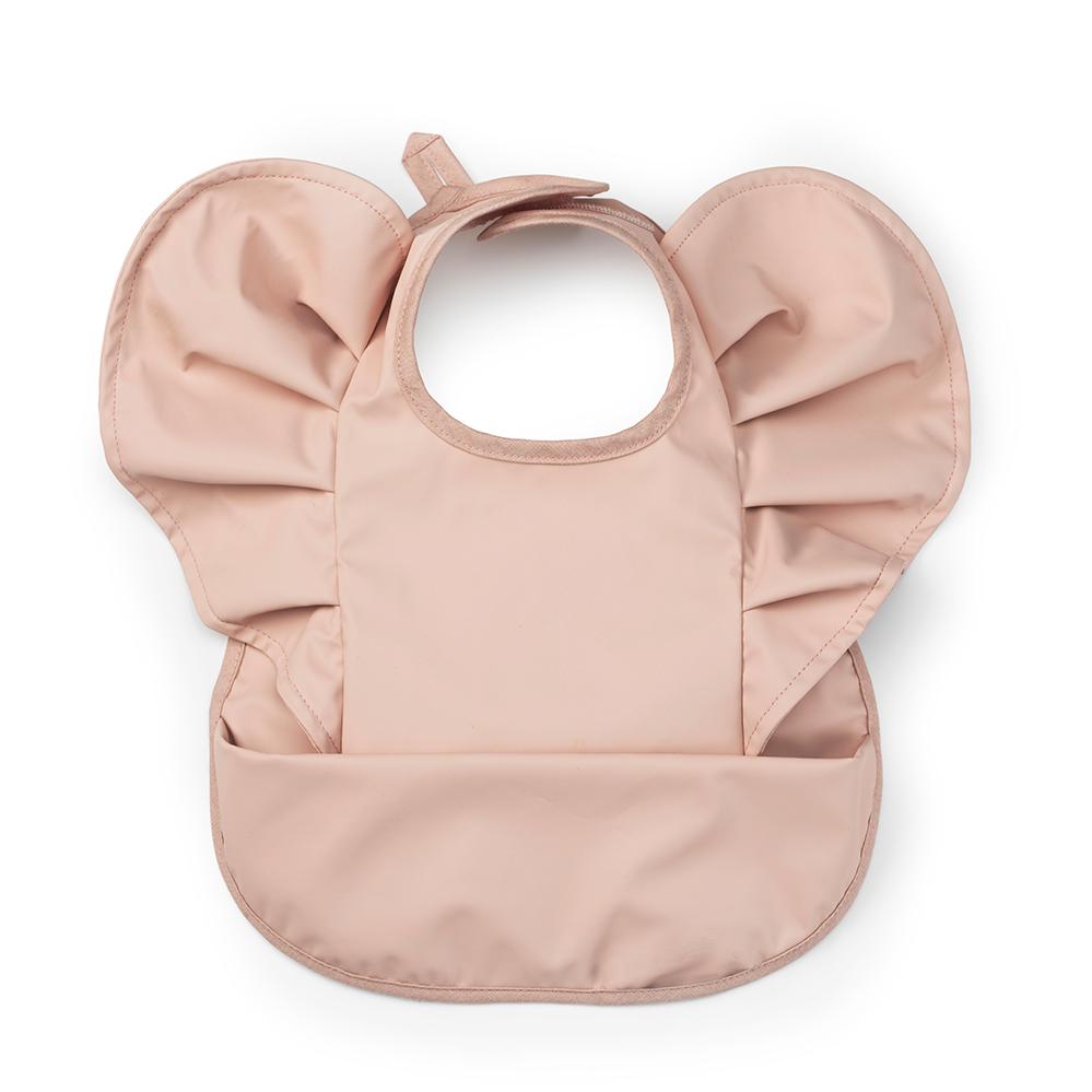 Baby Bib - Powder Pink