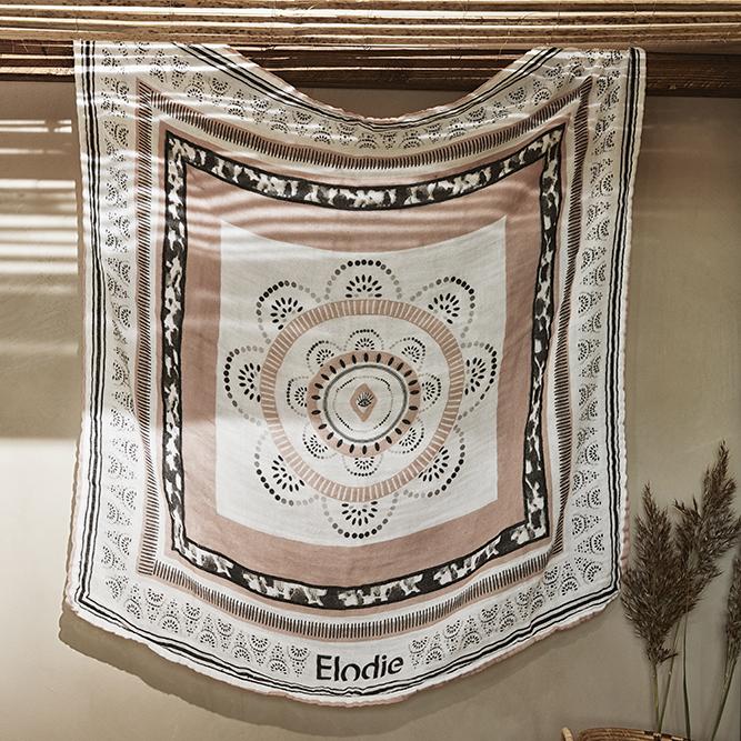 Elodie Details Attache T/étine pour B/éb/é Desert Weaves